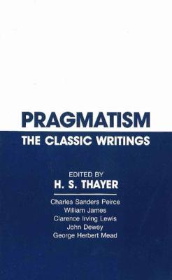 Pragmatism 9780915145386