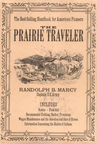 Prairie Traveler 9780918222893