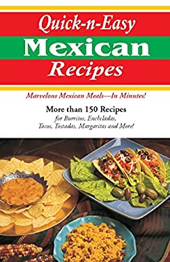 Quick-N-Easy Mexican Recip -OS 9780914846857