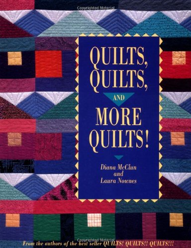 Quilts Quilts and More Quilts! Print on Demand Edition 9780914881674