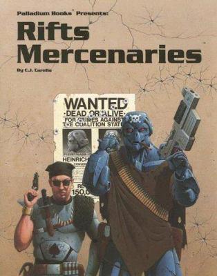 Rifts Mercenaries 9780916211707