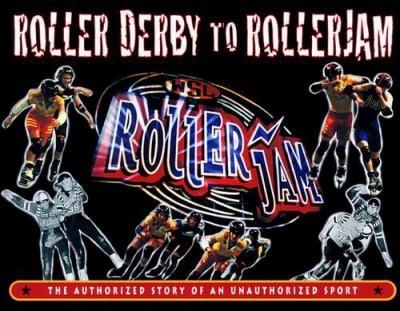 Roller Derby to Rollerjam (Tr) 9780916290801