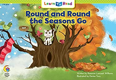 Round and Round the Seasons Go 9780916119409