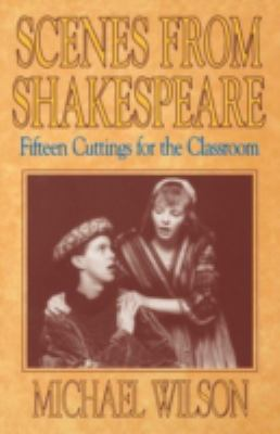 Scenes from Shakespeare 9780916260903
