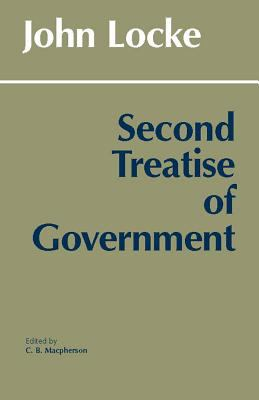 Second Treatise of Government 9780915144860