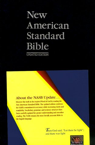 Side Column Reference Bible-NASB-Large Print 9780910618465