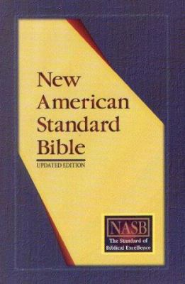 Side Column Reference Bible-NASB-Large Print 9780910618489