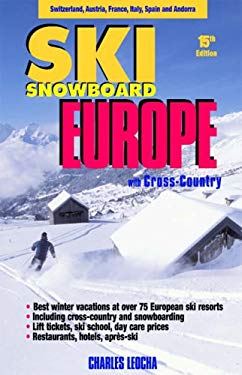 Ski Snowboard Europe 9780915009831