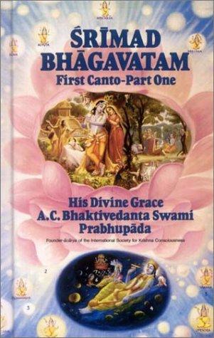 Srimad Bhagavatan 1st Canto 9780912776279