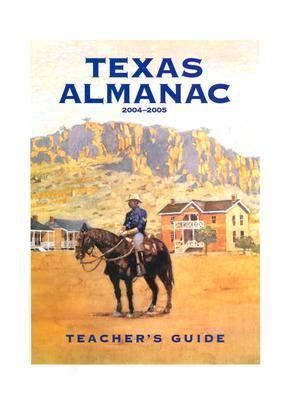 Texas Almanac 9780914511366