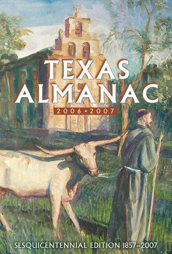 Texas Almanac 9780914511380