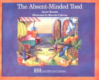 The Absent-Minded Toad 9780916291532