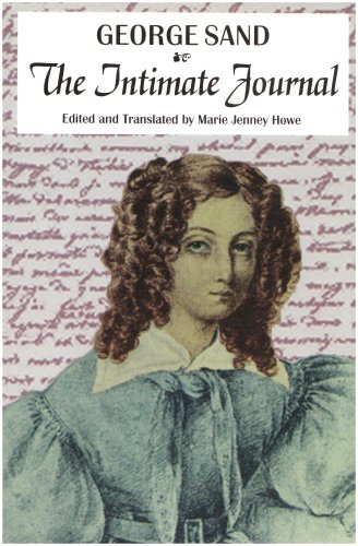 Intimate Journal the - Sand, George / Howe, Marie Jenney
