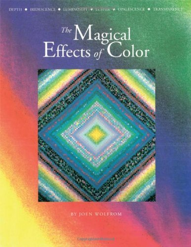Magical Effects of Color - Print on Demand Edition 9780914881537