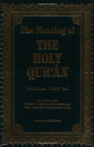The Meaning of the Holy Quran 9780915957767
