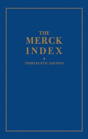 Merck Index : An Encyclopedia of Chemicals, Drugs, and Biologicals