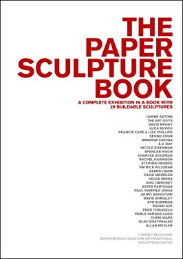The Paper Sculpture Book 9780916365691