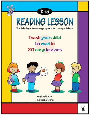 The Reading Lesson: Teach Your Child to Read in 20 Easy Lessons 9780913063026