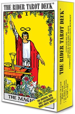 The Rider-Waite Tarot Deck 9780913866139