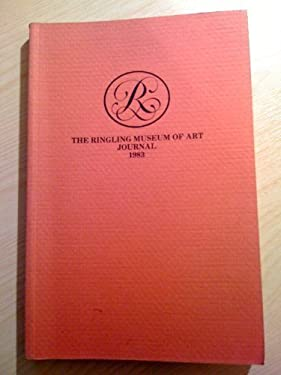 The Ringling Museum of Art Journal 9780916758127