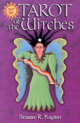 The Tarot of the Witches Book 9780913866405