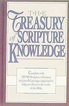 The Treasury of Scripture Knowledge 9780917006227