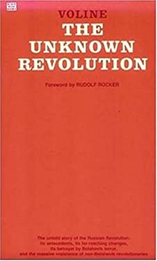 The Unknown Revolution, 1917-1921 9780919618251