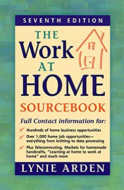 The Work-At-Home Sourcebook 9780911781168