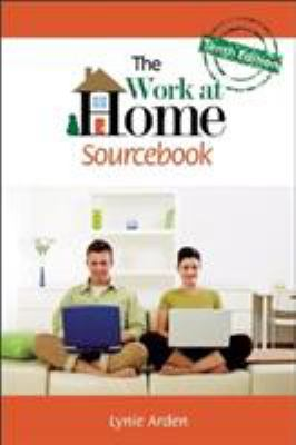 The Work at Home Sourcebook 9780911781205