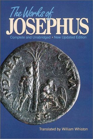 The Works of Josephus 9780913573860