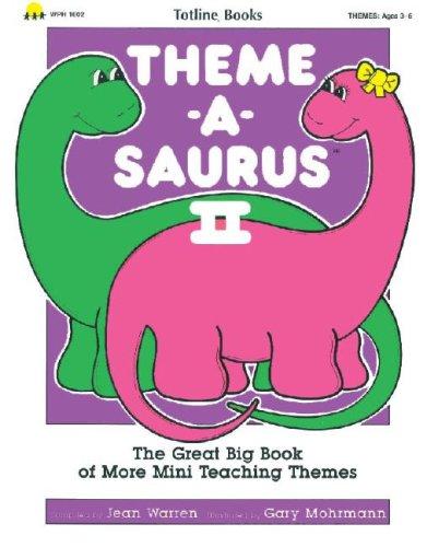 Theme-A-Saurus II 9780911019261