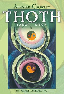 Thoth Tarot Deck 9780913866153