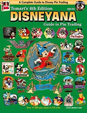 Tomart's Disneyana Guide to Pin Trading 9780914293620