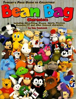 Tomarts Price Guide to Collectible Beanie Characters: Including Advertising, Disney, Sports, Toys, and Other Licensed Characters 9780914293422