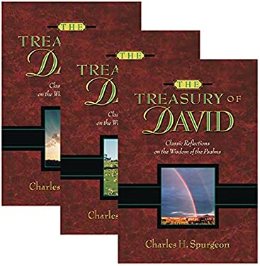 Treasury of David: A Commentary on the Psalms, 3 Vol. 9780917006258