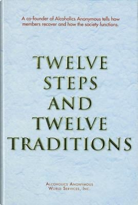 Twelve Steps and Twelve Traditions Trade Edition 9780916856014