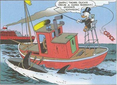Uncle Scrooge #341 9780911903751