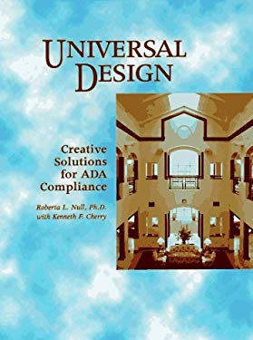Universal Design: Creative Solutions for ADA Compliance 9780912045863
