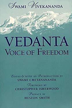 Vedanta: Voice of Freedom 9780916356637