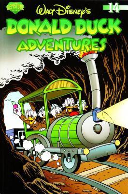Walt Disney's Donald Duck Adventures: Number 14 9780911903942