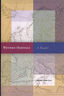 Western Heritage: A Reader 9780916308278