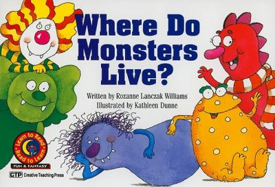 Where Do Monsters Live? 9780916119522