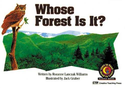 Whose Forest Is It? 9780916119294