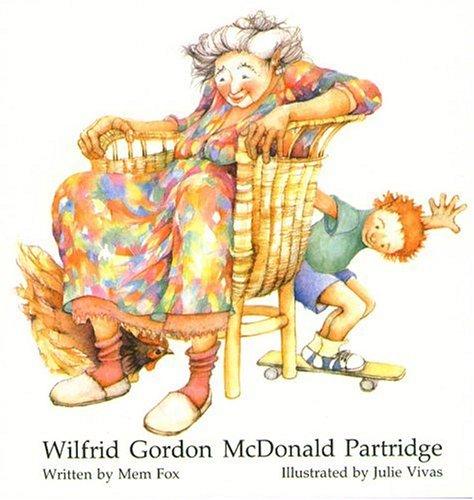 Wilfrid Gordon McDonald Partridge 9780916291266