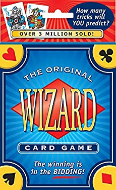 Wizard Card Game: The Ultimate Game of Trump! 9780913866689