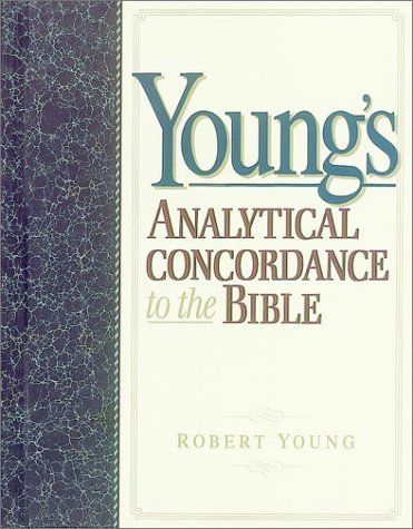 Young's Analytical Concordance to the Bible 9780917006296
