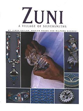 Zuni: A Village of Silversmiths 9780912535111