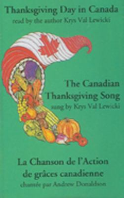 Thanksgiving Day in Canada Cassette