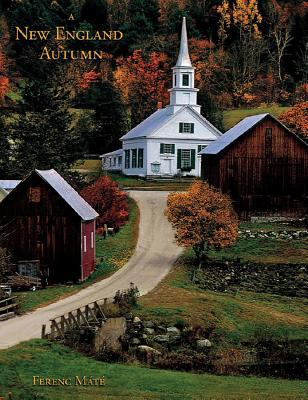 A New England Autumn: A Sentimental Journey 9780920256558