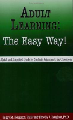 Adult Learning: The Made Easy! 9780923568801